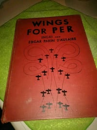 Wings for Per  (stated first edition)  Omaha, 68111