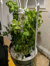 Tower garden. Only used once Denver, 80206