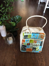 Vintage Airline style Tote Cambridge