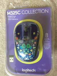 Wireless Logitech mouse M325C collection