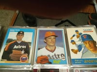 three baseball player trading cards Riverside, 92518