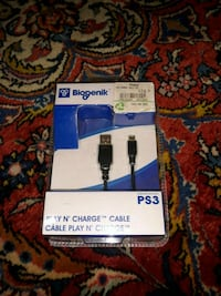 Ps3 Charging Cable ASD