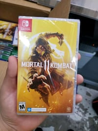 NEW  Mortal Kombat 11 Nintendo switch sealed Toronto, M8Z 1V1