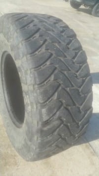 "18"" TOYO R/T OPEN CONTRY TIRE @ HOBBY AIRPORT Houston, 77017"