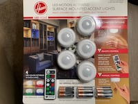 Motion sensor Color changing LED accent lights Sacramento, 95816