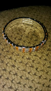 Yellow crystal bracelet  Greeneville, 37743
