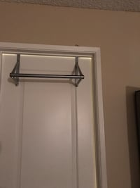 Clothes door rack for extra space Chino Hills, 91709
