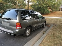 2002 Ford Windstar Columbia