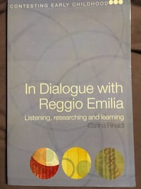 In Dialogue with Reggio Emilia Toronto, M5P