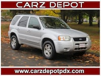 2003 Ford Escape Limited 4X4 LEATHER FRESH LOCAL TRADE SUV
