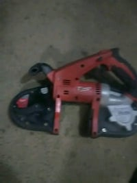 red and black Milwaukee reciprocating saw Baltimore, 21216
