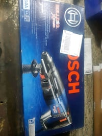 Brand new Bosch sds plus hammer drill