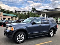 Team West Auto Group 2003 Ford Explorer XLT Local No accident Low km 7 Passenger Clean ford