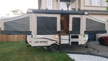 2016 Jayco Jay Series Sport 12 UD Pop Up Camper