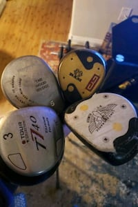 Golf clubs woods drivers - $5-$10 each  Las Vegas, 89118