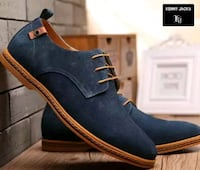 Kj designed mens footwear