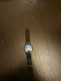 Smart watch with metal strap  Edmonton, T5T