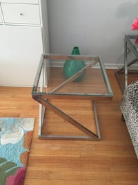 2 side tables, $75 for both Chicago, 60646