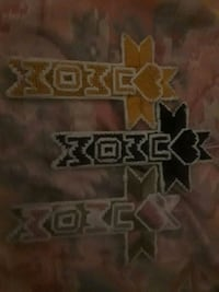 Hand made crosses that said love you mom El Monte, 91731