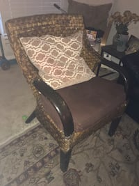 2 Pier One wicker chairs Springfield, 22150