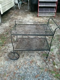 Old rod iron cart Valdosta, 31602
