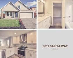 WOW! BEAUTIFUL HOUSE For sale 3BR 3BA CERES!