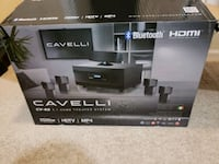 Caveli Home Theater ( Music Player) Germantown, 20874