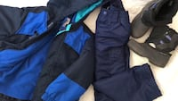 Winter is coming! 5T snowsuit and boots (9) Hamilton, L8N 2X7