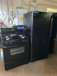 2 piece set: Frigidaire gas range & new scratch & dent  Baltimore, 21223