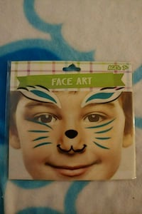Face art Frederick, 21703