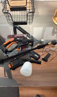 Worx Hydroshot Portable Electric Power Washer