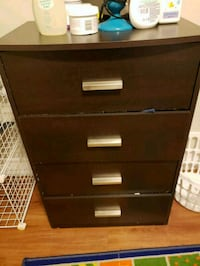 4 drawers chest Kitchener, N2C 2P6