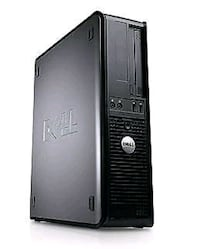 Dell 3ghz 4 gb ram 250 gb dvd burner like new. Brampton
