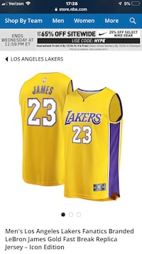 New Men's Lebron Jersey Beaverton, 97078