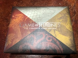 Game of Thrones Season 1 Blu-ray (special limited edition)