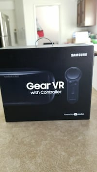 Gear Vr with controller . Price negotiable
