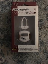 Pedometer for Dogs Calgary, T2Y 4J3