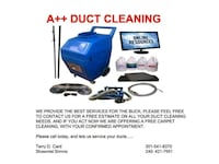 duct cleaning Capitol Heights, 20743