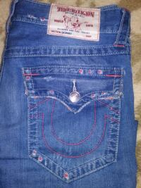 TRUE RELIGION JEANS/SIZE 30/70$/LIKE NEW  Châteauguay