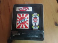 Finger board. Christian Hosoi Holland