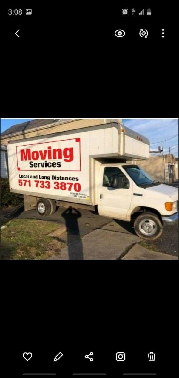 Moving services  27c84909-8153-4cf2-9f65-67a5bb4333a4