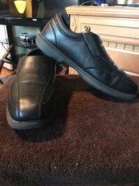 Pair of black leather boots size 13 Stockton, 95215