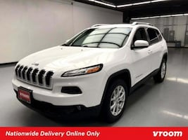 2015 Jeep Cherokee Bright White Clearcoat hatchback