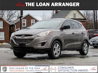 2012 hyundai tuscon with 105,773km and 100% approved financing Toronto