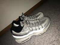 Grå Nike Air Max 95 Bærums Verk, 1353