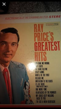 Ray Prices Vinyl  Roseville, 48066