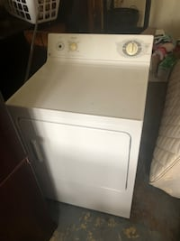 White front-load clothes washer Euless, 76039