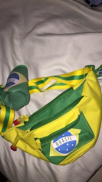 Brazil Fanny Pack(Never Used)10/10 Condition  Bradford, L3Z 2B9