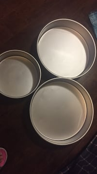 $10 each. Cookie pan 2 pieces in excellent condition Coquitlam, V3J 3V3
