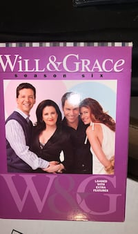 Will & Grace season 6, complete  Georgina, L4P 0A5